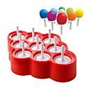 hesapli Fırın Araçları ve Gereçleri-Bakeware araçları Silika Jel Yaratıcı Mutfak Gadget / Kendin-Yap Buz / Ice için / Candy Pişirme ve Pastacılık Araçları 1pc