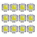 ieftine LED-uri-12pcs 3800lm Accesoriu pentru becuri Cip LED Alamă 50W