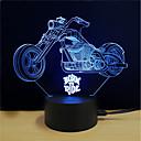 hesapli Makyaj ve Tırnak Bakımı-1set Gece aydınlatması LED Dokunmatik 7-Renk USB ile çalışır Stres ve Anksiyete Rölyef Dekoratif Işık USB Bağlantı Noktalı Renk Değiştiren