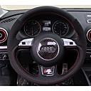economico Pendenti e ornamenti per auto-Copristerzo per auto vera pelle 38cm Per Audi A4L / Q5 / Q7 Tutti gli anni