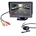 preiswerte IP-Kameras-ZIQIAO LED Auto-Rückansicht-Kit Nachtsicht für Auto LED