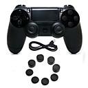 Недорогие Аксессуары для PS 4-for PS4 Комплекты игровых контроллеров Назначение PS4 ,  Игровые манипуляторы Комплекты игровых контроллеров Силикон / ABS 1 pcs Ед. изм
