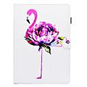halpa iPhone kotelot-Etui Käyttötarkoitus Apple Kindle Fire hd 8(7th Generation, 2017 Release) / Kindle Fire hd 8(6th Generation, 2016 Release) Korttikotelo / Iskunkestävä / Tuella Suojakuori Flamingo Kova PU-nahka varten