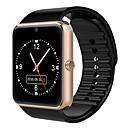 cheap Men's Watches-Men's Women's Sport Watch Fashion Watch Digital Watch Digital Bluetooth Calendar / date / day Luminous Leather Band Digital Casual Fashion Black / Red - Black Silver Red