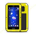 Χαμηλού Κόστους Θήκες / Καλύμματα Galaxy A Series-tok Για HTC U11 Ανθεκτική σε πτώσεις Αδιάβροχη Πλήρης Θήκη Συμπαγές Χρώμα Σκληρή Μεταλλικό για HTC U11