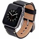 voordelige Apple Watch-hoesjes-Horlogeband voor Apple Watch Series 4/3/2/1 Apple Leren lus Leer Polsband