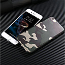 cheap iPhone Cases-Case For Apple iPhone 8 / iPhone 8 Plus Frosted Back Cover Camouflage Color Soft TPU for iPhone X / iPhone 8 Plus / iPhone 8