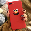 cheap iPhone Cases-Case For Apple iPhone X iPhone 7 Plus Pattern Back Cover Cartoon Hard Acrylic for iPhone X iPhone 8 Plus iPhone 8 iPhone 7 Plus iPhone 7