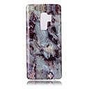 رخيصةأون حافظات / جرابات هواتف جالكسي J-غطاء من أجل Samsung Galaxy S9 / S9 Plus / S8 Plus IMD / نموذج غطاء خلفي حجر كريم ناعم TPU
