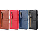 cheap iPhone Cases-Case For Apple iPhone 6 Plus / iPhone 6 Wallet / Card Holder / with Stand Full Body Cases Solid Color Hard PU Leather for iPhone 6s Plus / iPhone 6s / iPhone 6 Plus