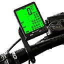 preiswerte Fahrradcomputer-WEST BIKING® Fahrradcomputer / Radfahren-Geschwindigkeitsmesser Wasserdicht / Stoppuhr / 2,8 '' großer Bildschirm Radsport / Fahhrad / Camping / Wandern / Erkundungen / Kunstrad Radsport