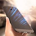 abordables Coques / Etuis pour Galaxy Série S-Coque Pour Samsung Galaxy S9 S9 Plus Ultrafine Coque Couleur Pleine Dur PC pour S9 Plus S9 S8 Plus S8 S7 edge S7 S6 edge S6
