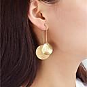 preiswerte Ohrringe-Tropfen-Ohrringe - Modisch Gold / Silber Für Alltag / Verabredung