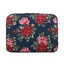 "cheap Accessories For GoPro-Canvas Floral Print Sleeves 15"" Laptop 14"" Laptop 13"" Laptop 11"" Laptop"