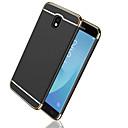 رخيصةأون حافظات / جرابات هواتف جالكسي J-غطاء من أجل Samsung Galaxy J7 Prime / J7 (2017) / J7 (2016) تصفيح / مثلج غطاء خلفي لون سادة قاسي الكمبيوتر الشخصي