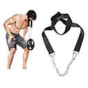 hesapli Fitness Aksesuarları-KYLINSPORT Baş Demeti / Boyun Demeti İle Naylon boyun Egzersiz İçin Fitness / Jimnastik