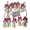hesapli LED Şerit Işıklar-1,5 m Dizili Işıklar 10 LED'ler 1,5M String Light Sıcak Beyaz Dekorotif AA Bataryalar Powered 1pc