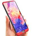 זול שעוני גברים-מגן עבור Huawei P20 / P20 lite אולטרה דק כיסוי מלא אחיד קשיח PC ל Huawei P20 / Huawei P20 Pro / Huawei P20 lite / P10 Plus / P10