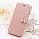 Недорогие Коврики для мыши-Кейс для Назначение SSamsung Galaxy S8 Plus S8 Бумажник для карт Чехол Сплошной цвет Бабочка Твердый Кожа PU для S8 Plus S8 S7 edge S7 S6