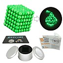 cheap Magnet Toys-216 pcs Magnet Toy Magnetic Balls / Magnet Toy / Building Blocks Magnetic / Glow-in-the-dark Stress and Anxiety Relief / Office Desk Toys / Relieves ADD, ADHD, Anxiety, Autism Novelty All Adults' Gift
