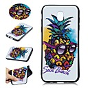 cheap Galaxy J Series Cases / Covers-Case For Samsung Galaxy J5 (2017) / J3 (2017) Pattern Back Cover Fruit Soft TPU for J5 (2017) / J5 (2016) / J3 (2017)