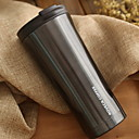 cheap Cups & Glasses-Drinkware Stainless Steel / PP+ABS Vacuum Cup Portable / Heat-Insulated / Heat Retaining 1pcs