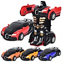 cheap Stacking Blocks-Toy Car Car / Robot Transformable / Cool Metal Alloy Child's Gift 1 pcs