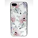 저렴한 아이폰 케이스-케이스 제품 Apple iPhone X / iPhone 7 울트라 씬 / 패턴 / 러블리 뒷면 커버 풍경 소프트 TPU 용 iPhone X / iPhone 8 Plus / iPhone 8