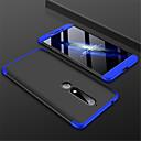저렴한 아이패드 케이스 / 커버-케이스 제품 Nokia Nokia 7 Plus / Nokia 6 2018 반투명 뒷면 커버 솔리드 하드 PC 용 Nokia 7 Plus / Nokia 6 2018