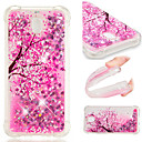 cheap Galaxy J Series Cases / Covers-Case For Samsung Galaxy J2 Prime / J2 PRO 2018 Shockproof / Flowing Liquid / Pattern Back Cover Glitter Shine / Flower Soft TPU for J7 (2017) / J7 (2016) / J7