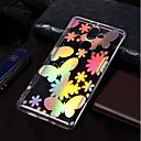 preiswerte Hüllen / Cover für Nokia-Hülle Für Nokia Nokia 7 Plus / Nokia 6 2018 Beschichtung / Muster Rückseite Schmetterling Weich TPU für Nokia 7 Plus / Nokia 6 2018 /