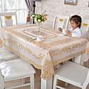 ieftine Șervețele & Inele de Șervețele-Contemporan PVC Pătrat Fețe de masă Inel de șervețele Geometric Decoratiuni de tabla 1 pcs