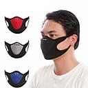 hesapli Balaclavas & Yüz Maskeleri-Yüz Maskesi Yaz Toz Geçirmez / Nefes Alabilir Bisiklete biniciliği / Bisiklet / Bisiklet / Trail Unisex Kadife / Likra Kırk Yama