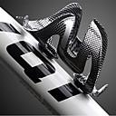 ieftine Gadget Baie-Bicicletă Sticla de apa Cage Nedeformabil Anti-Shake Ultra Ușor (UL) Pentru Ciclism Bicicletă șosea Bicicletă montană Plastice Negru 1 pcs