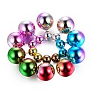 cheap Necklaces-Women's Stud Earrings - Fashion, Colorful Rainbow For Party Birthday / 5 Pairs / 10pcs