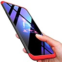 رخيصةأون حالات / أغطية ون بلس-غطاء من أجل OnePlus OnePlus 6 / One Plus 5 / OnePlus 5T نحيف جداً غطاء كامل للجسم لون سادة قاسي الكمبيوتر الشخصي
