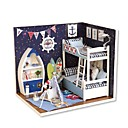 cheap Dollhouses & Accessories-Dollhouse Creative Exquisite Mini Pieces Child's Girls' Toy Gift