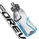 hesapli Şişeler ve Şişe Kılıfları-Su Şişe Kafesi Deforme Olmaz, Katlanabilir, Yıpranmaz Dış Mekan Egzersizi / Bisiklet Aluminum Alloy Siyah / Kırmzı / Mavi - 1 pcs