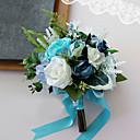 preiswerte Künstliche Blumen-Künstliche Blumen 1 Ast Klassisch Einzelbett(150 x 200 cm) Hochzeit Hochzeitsblumen Ewige Blumen Tisch-Blumen