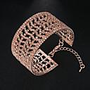 olcso iPhone tokok-Női Karperecek Bilincs karkötők Európai Divat Karkötők Ékszerek Arany Kompatibilitás Esküvő Napi