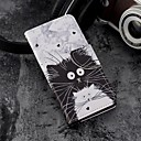 cheap Bathroom Gadgets-Case For Apple iPhone X / iPhone 8 Plus Wallet / Card Holder / with Stand Full Body Cases Cat Hard PU Leather for iPhone X / iPhone 8 Plus / iPhone 8