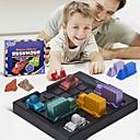 hesapli Oyun Tahtaları-Masa Oyunları Araba Şehir Manzaralı / Ebeveyn-Çocuk Etkileşimi Çocukların Günü