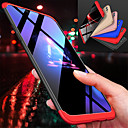 cheap Other Cases-Case For OnePlus OnePlus 6 Shockproof Full Body Cases Solid Colored Hard PC for OnePlus 6 / One Plus 5 / OnePlus 5T
