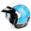 ieftine Părți Motociclete & ATV-YOHE YH-859 Cască Deschisă Adulți Unisex Motociclete Casca Respirabil / Deodorant / Anti-sudoare
