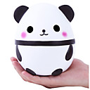 cheap Magic Cubes-LT.Squishies Squeeze Toy / Sensory Toy Stress Reliever Panda Stress and Anxiety Relief Squishy Decompression Toys Poly urethane 1 pcs Children's All Boys' Girls' Toy Gift