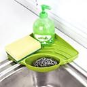 hesapli Tezgahüstü & Duvar Düzenleyiciler-Mutfak Örgütü Sandıklar & Tutucuları Plastik Yaratıcı Mutfak Gadget 1pc