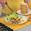 hesapli Mutfak Ölçüm ve Terazileri-Mutfak aletleri Silikon Araçlar / Çok Fonksiyonlu / Yaratıcı Mutfak Gadget spatula Mutfak Yenilik Araçları 1pc