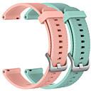 halpa Kellonrannekkeet Garmin-Watch Band varten vivomove / vivomove HR / Vivoactive 3 Garmin Urheiluhihna Silikoni Rannehihna
