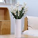 preiswerte Künstliche Blumen-Künstliche Blumen 2 Ast Klassisch Stilvoll Lavendel Tisch-Blumen