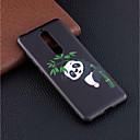 preiswerte Hüllen / Cover für Nokia-Hülle Für Nokia Nokia 5.1 / Nokia 3.1 Muster Rückseite Panda Weich TPU für Nokia 8 / Nokia 6 / Nokia 5
